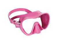 Cressi-sub F1 フレームレスマスク ピンクの画像