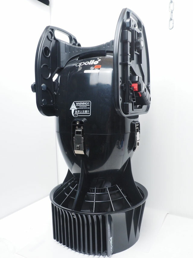 未使用 Apollo アポロ av-2 EVOLUTION エボリューション 水中スクーター バッテリー&充電器セット [S37865]