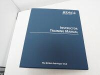 USED BSAC INSTRUCTOR TRAINING MANUAL W27xH31.5xD7.5cm ランクAA [33985]の画像
