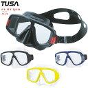 TUSA(ツサ) M-20 PLATINA プラチナ ダイビングマスク