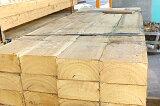 人気No1☆オーストラリア産新品枕木!DIY・エクステリア・土留めに!ガーデニングに最適!高耐久な天然木!豪州産新品枕木 高耐久ユーカリ・クリームウッド7.5cm厚 200×75×
