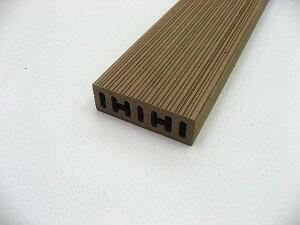 ウッドデッキ 樹脂 人工木 ハンディウッド・ランバー材 25×75×3000mm (4.1kg)