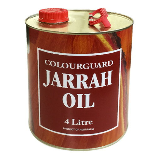 【期間限定 ポイント4倍 12/2 9:59まで】木材 保護塗料 ジャラオイル 4L オーストラリア製 水性塗料