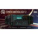 UVI Synth Anthology 2 (オンライン納品専用) ※代金引換はご利用頂けません。