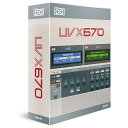 UVI UVX670(オンライン納品専用) ※代金引換・後払い決済はご利用頂けません。