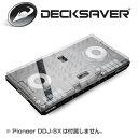 DECKSAVER DS-PC-DDJSXRX 【予約商品 / 2月下旬から3月上旬入荷予定】