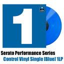 Serato社オフィシャルControl Vinyl 1枚パック