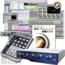 手軽に高音質録音を行いたい方におすすめ!【ProTools LE8無償アップグレード対象】digidesign Mbox 2 Pro+Presonus FADERPORT Pro Bundle