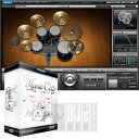 TOONTRACK SDX MUSIC CITY USA 【Superior Drummer 2.0用拡張音源】