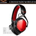 V-MODA Crossfade Wireless 【Rouge】 【国内正規品1年保証】【プライスダウン】