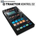 Native Instruments TRAKTOR KONTROL D2 【期間限定タイムセール特価】