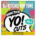 "DJ Ritchie Ruftone - Practice Yo! Cuts Vol.3 Limited Edition (12"" レコード バトルブレイクス)"