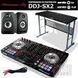 Pioneer DDJ-SX2 + Reveal 402 + DJ TABLE SET