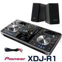 Pioneer XDJ-R1 + PM0.1 スピーカーSET A【代引き手数料/送料無料】
