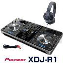 Pioneer XDJ-R1 + ヘッドホンSET
