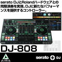Roland AIRA DJ-808 【Serato DJ解説本付属】【ヘッドホンV-moda M-100 AIRAプレゼント!】