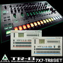Roland AIRA series TR-8 + Drum Machine Expansion SET