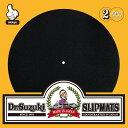 DR.SUZUKI SLIPMATS MIX EDITION [BLACK] (ブラック)