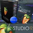 IMAGE LINE SOFTWARE 【クロスグレード版】 解説本バンドル FL STUDIO 12 SIGNATURE BUNDLE (Windows専用)【本数限定特価】