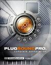 容易なグルーブ操作とプリセット管理、幅広い対応/拡張性が1つになったソフトウェア インストゥルメント ワークステーション【プライスダウン!】UltimateSoundBank Plug Sound Pro