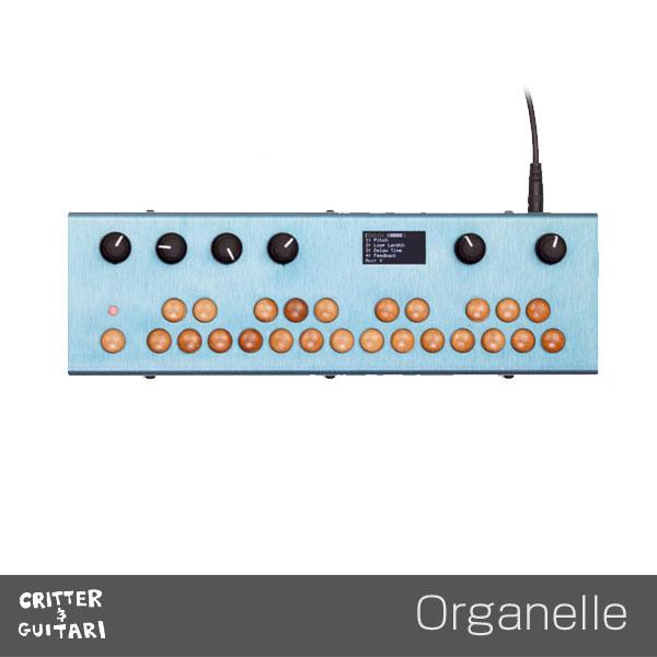 Critter&Guitari Organelle (オルガネラ) 【次回納期未定確認中】