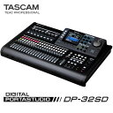 TASCAM DP-32SD 【期間限定タイムセール特価】
