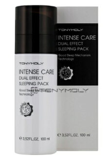 Intense care dual effect sleeping Pack 100 ml Korea cosmetics / Korea cosmetics and Korean COS BB cream BB