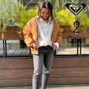 ショッピングロキシー ロキシー Roxy レディース PILING UP ジップアップ ブルゾン ジャケット