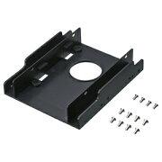 【お取り寄せ】サンワサプライ 2.5インチHDD変換マウンタ(2台用) | TK-HD252