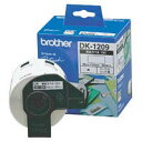 楽天Wishop 楽天市場店【お取り寄せ】brother(ブラザー) DKプレカットラベル 宛名ラベル(小) 29×62mm 800枚|DK-1209