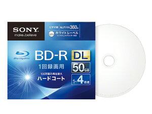 SONY_BD-RDL1-4��®50GB10��ѥå�(10BNR2VGPS4)