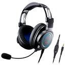 【ヘッドフォン】 audio-technica(オーディオテクニカ) 【取寄せ商品】 ゲーミングヘッドセット ATH-G1 (ATH-G1) 【送料無料】【RCP】