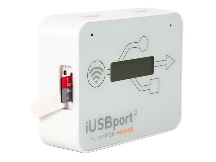 HyperDrive iUSBport2 (iUSBport2) 【RCP】