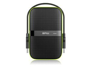 SiliconPower_SiliconPowerArmorA60�ݡ����֥�ϡ��ɥǥ�����1TB�ɿ�/�Ѿ�(SP010TBPHDA60S3K)