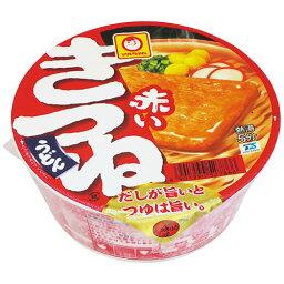 【1ケース 12個入】東洋水産 マルちゃん赤いきつねうどんカップ麺