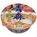 【1ケース 12個入】ニュータッチ凄麺 青森 煮干中華そばカップ麺