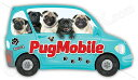PugMobile 【パグ】輸入雑貨・犬グッズ・犬雑貨・パググッズ