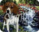 やわらかマウスパッド ビーグル Beagle Paradise No2輸入雑貨 犬雑貨 犬グッズ 【RCP】【楽ギフ_包装選択】
