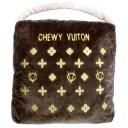 【Dog Diggin Designs】Brown Chewy Vuiton Bed(ブラウン チュウィ ヴィトン/犬用輸入ベッド)【送料無料】【海外取寄品】