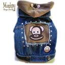 【Monkey Daze(モンキーデイズ)】デニムジャケット【アウトレット】【最終処分特価】【あす楽対応】