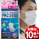 アイリスオーヤマ ☆お得な10個セット☆PM2.5マスク ふつう NPK-5PM【ペット館 Pet館】