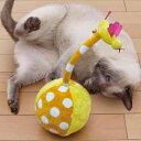 ≪数量限定!当店イチオシ!≫猫 おもちゃ ミニキャットランド P-MCL-19 オレンジアイリスオーヤマ キャットタワー 据…