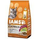 アイムス 成猫用 インドアキャット チキン 1.5kg IC221キャットフード 成猫用 ドライフード チキン 猫 キャットフードチキン 成猫用ドライフード マースジャパンリミテッド 【TC】