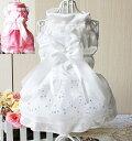 ウェディングドレス 結婚式 冠婚葬祭 ドレス コスプレ ハロ...