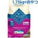 ブルーバッファロー BLUE LPF 高齢犬用 (超)小型犬種用 チキン&玄米レシピ 1.75kg 【ブルー ライフプロテクションフォーミュラ/おまけ付き】