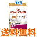 ロイヤルカナン 柴犬 成犬用 8kg 【送料無料】