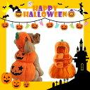 犬服 PETFiND 送料無料 犬 ハロウィン コスチューム かぼちゃ カボチャ 変身 仮装 イベント ハロウィーン Halloween
