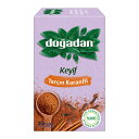 Dogadan ドアダン シナモン&クローブハーブティー ティーバッグ 20P トルコ産 ノンカフェイン Tarcin Karanfilli Karisik Bitki Cayi Cinnamon Clove Mixed Herbal Tea Tea Bags