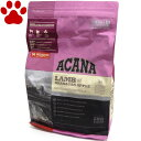 【22】 [正規品] アカナ シングル 犬用ドライ ラム&オカナガンアップル 2kg 低アレルギー 全犬種 成犬用 穀物フリー ドッグフード