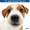 【6】2017年 国内版 THE DOG 壁掛け カレンダー ジャックラッセルテリア シール付き(2016年9月から17年12月) 犬種別 ザ・ドッグ ザドッグ